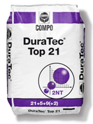 DuraTec® Top21 21-5-9(+2) 25kg COMPO