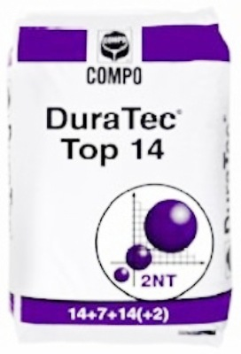 DuraTec® Top14 14-7-14 25kg COMPO